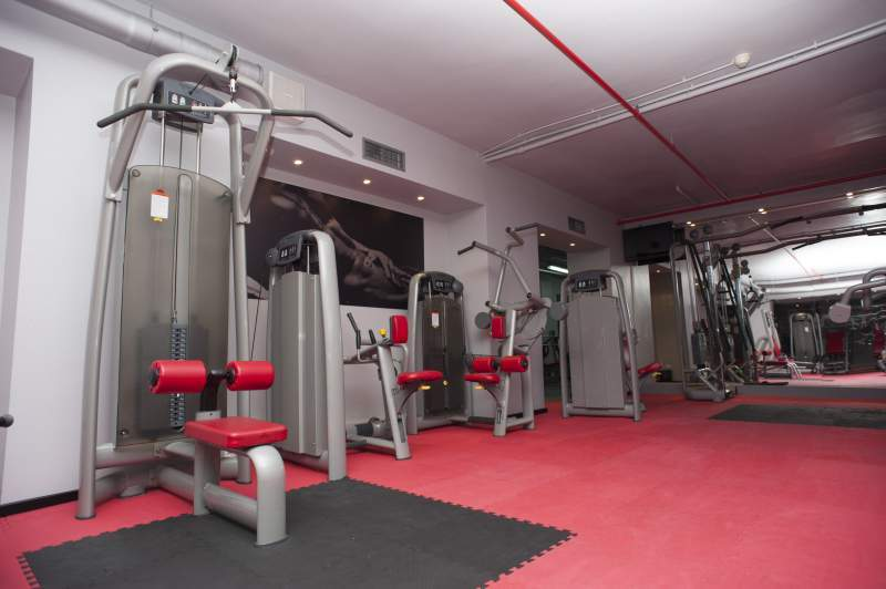 Fitness Factory Sisu Boutique Hotel Puerto Banus