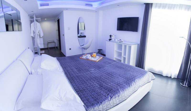 Sisu Boutique Hotel Rooms