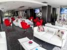 Sisu Hotel Marbella Lounge Area